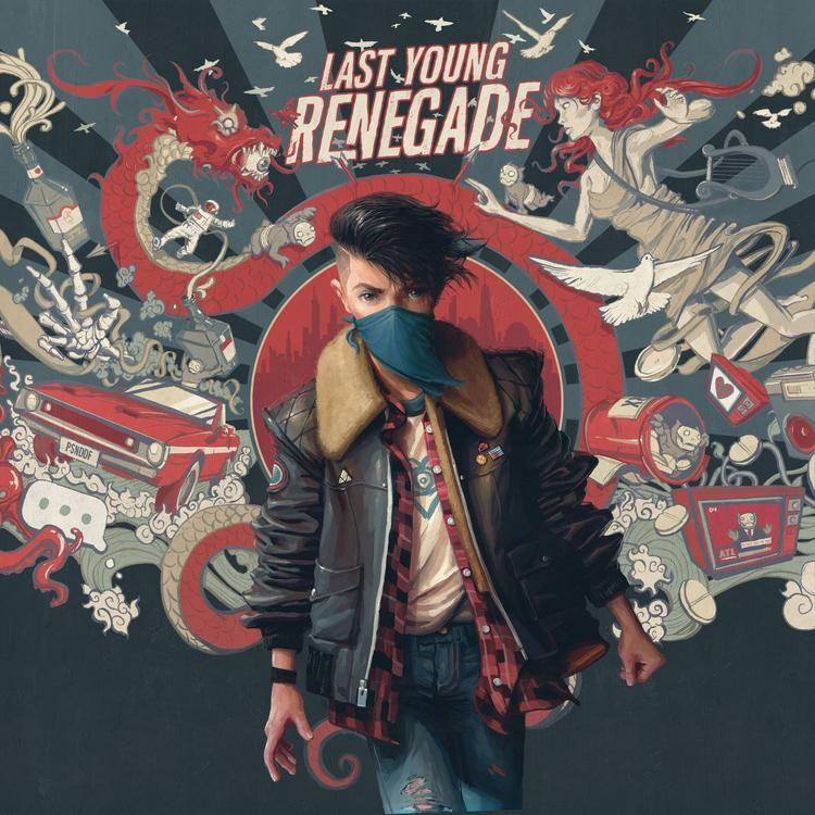 All Time Low - Last Young Renegade LP