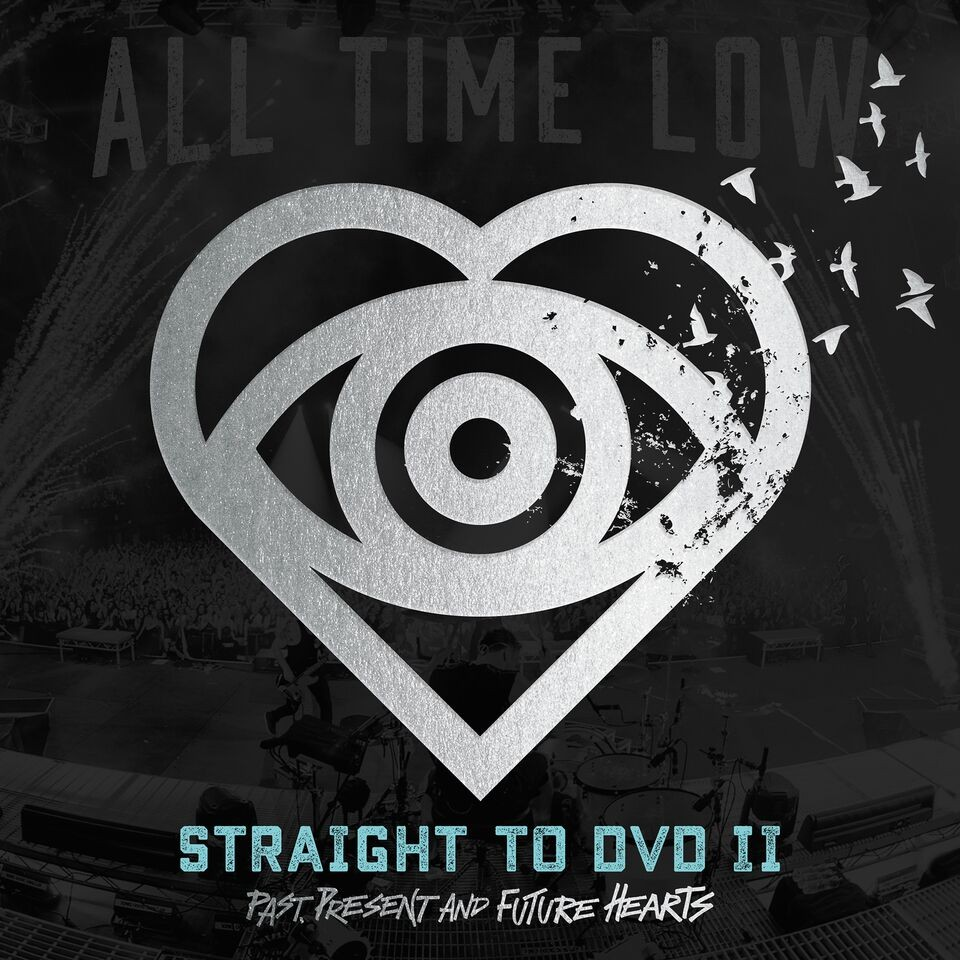 All Time Low - Straight To Dvd Ii: Past Present & Future Hearts 2XLP