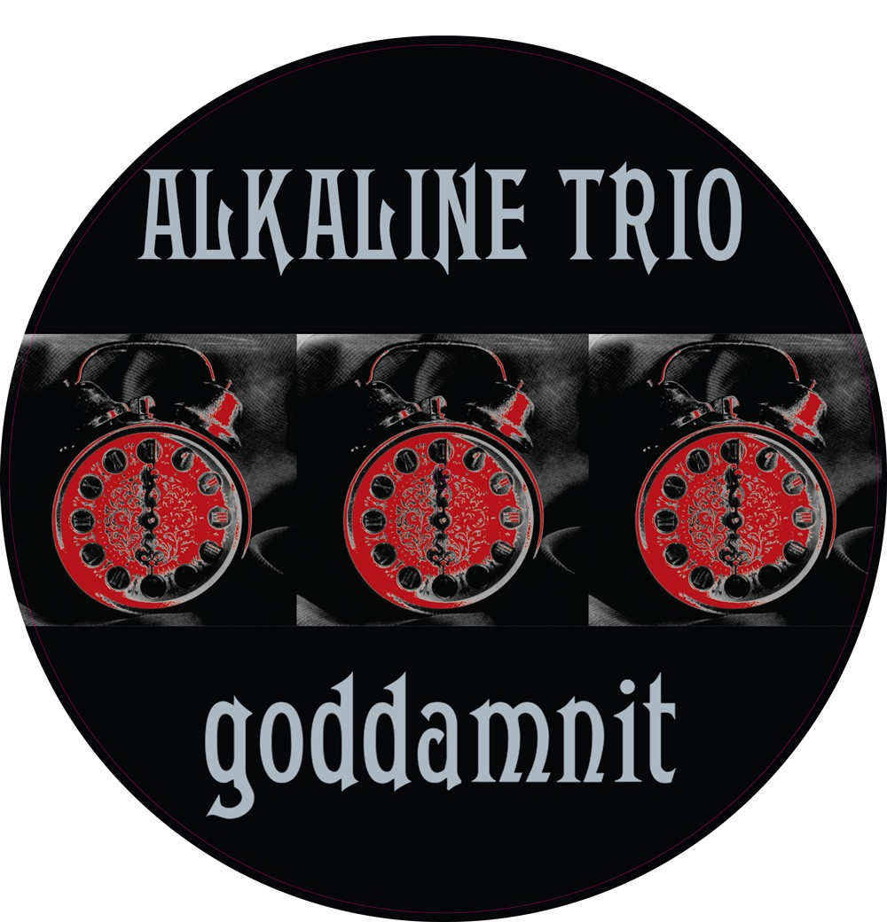 Alkaline Trio - Goddamnit (20th Anniversary) LP