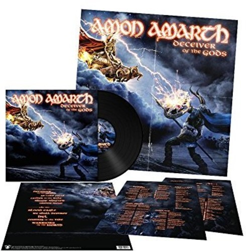 Amon Amarth - Deceiver Of The Gods Vinyl LP