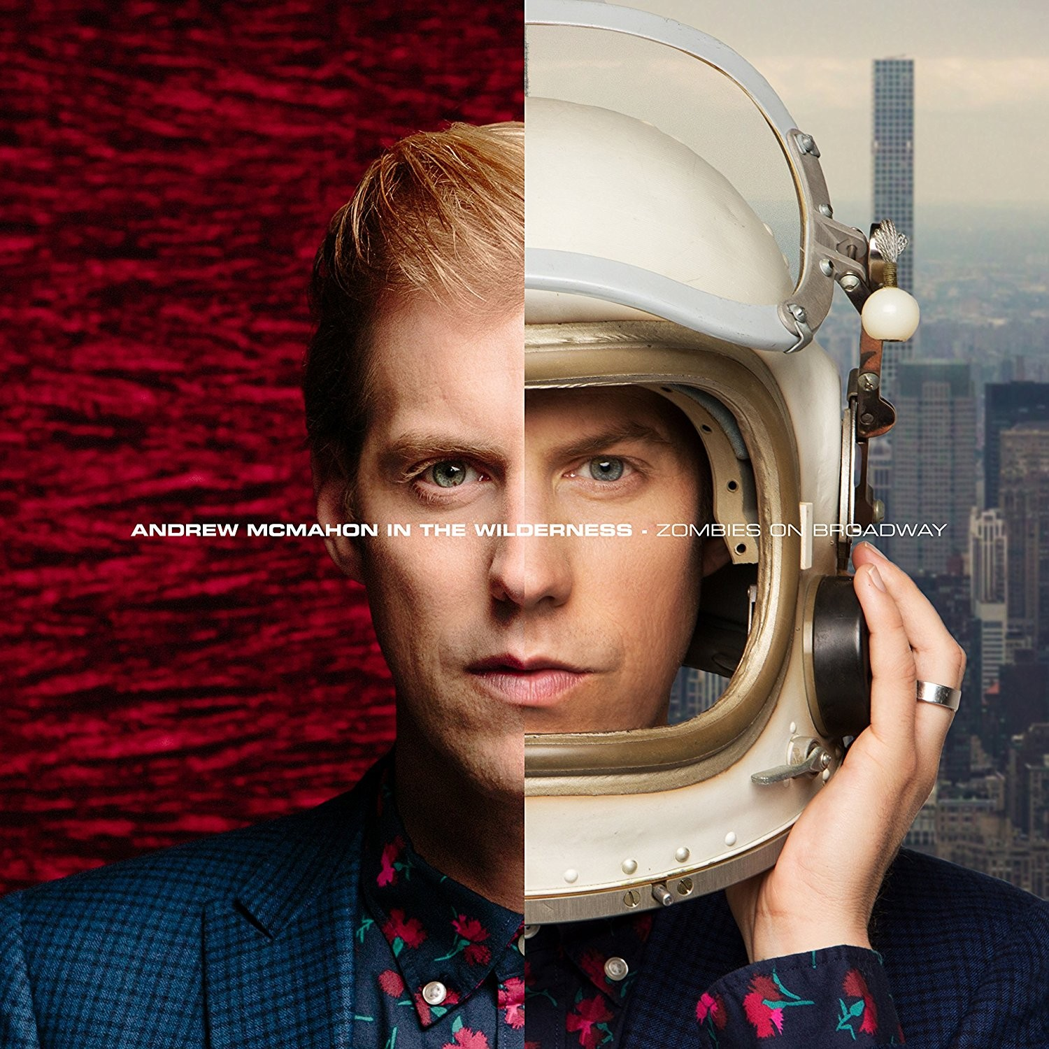 Andrew McMahon in the Wilderness - Zombies On Broadway LP