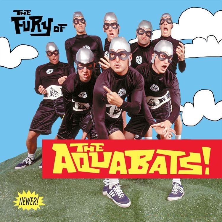 The Aquabats - The Fury Of The Aquabats (Red) Vinyl LP