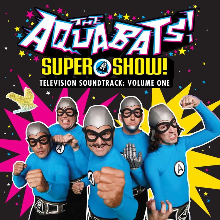The Aquabats - Super Show! Television Soundtrack: Volume One LP