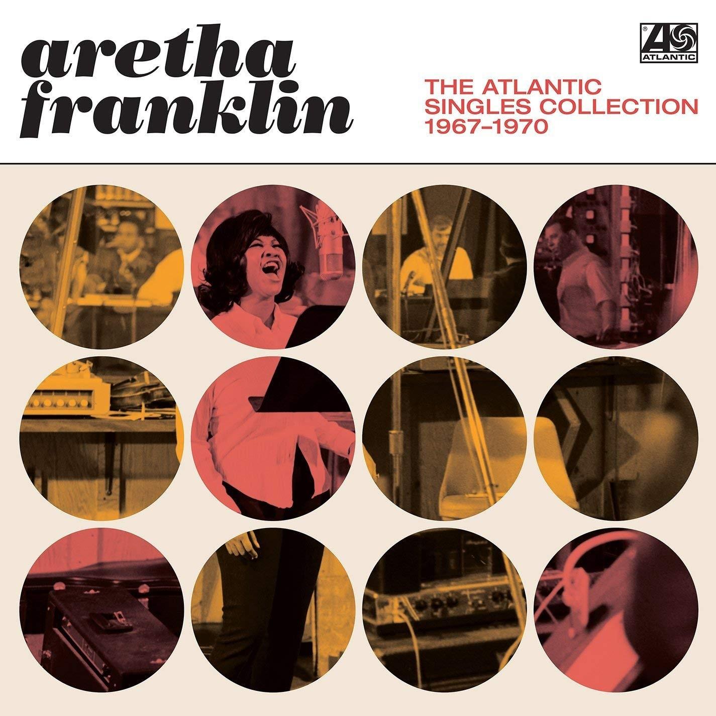 Aretha Franklin - Atlantic Singles Collection 1967-1970 2XLP