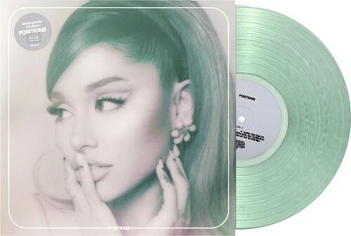 Ariana Grande - Positions (Coke Bottle) LP