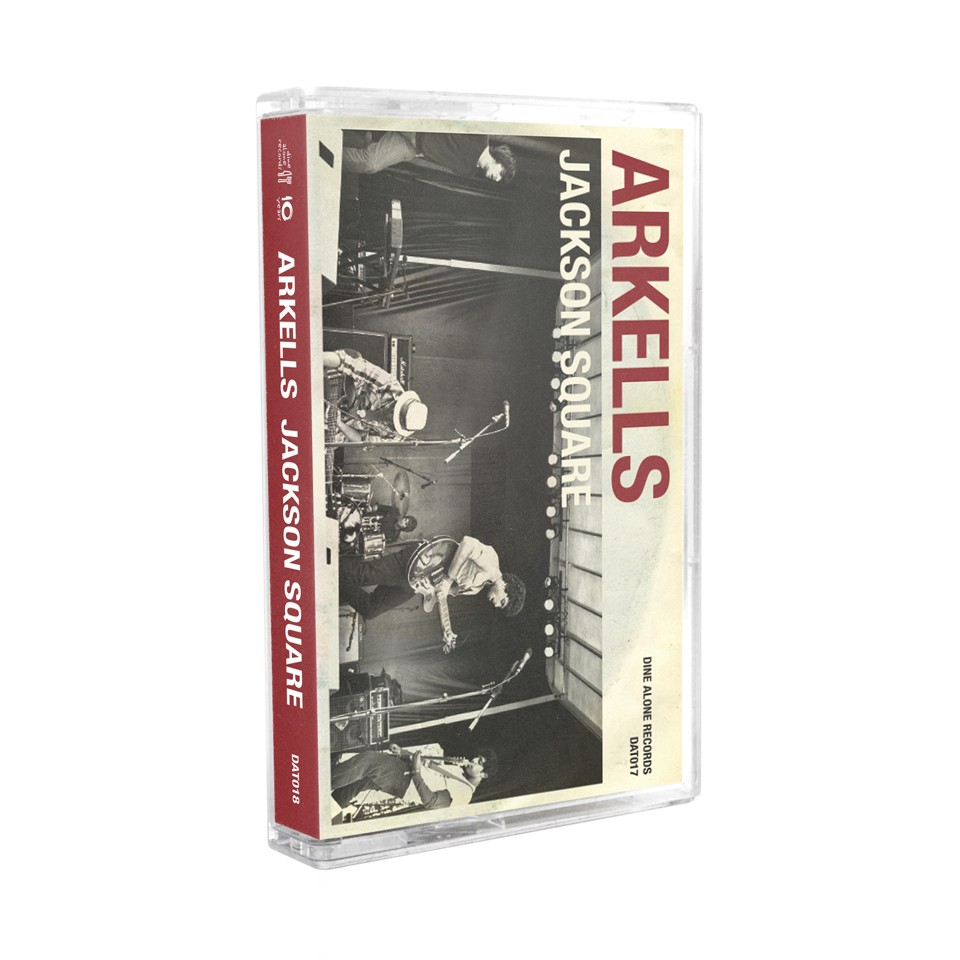 Arkells - Jackson Square Cassette