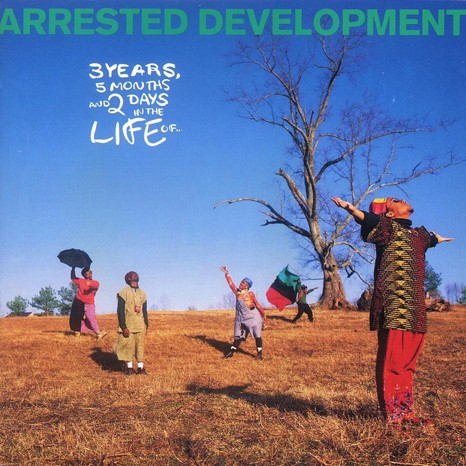 Arrested Development - 3 Years, 5 Months & 2 Days In The Life Of...  2XLP