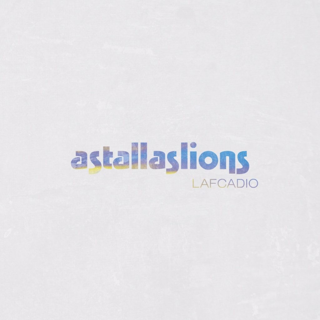 As Tall As Lions - Lafcadio LP