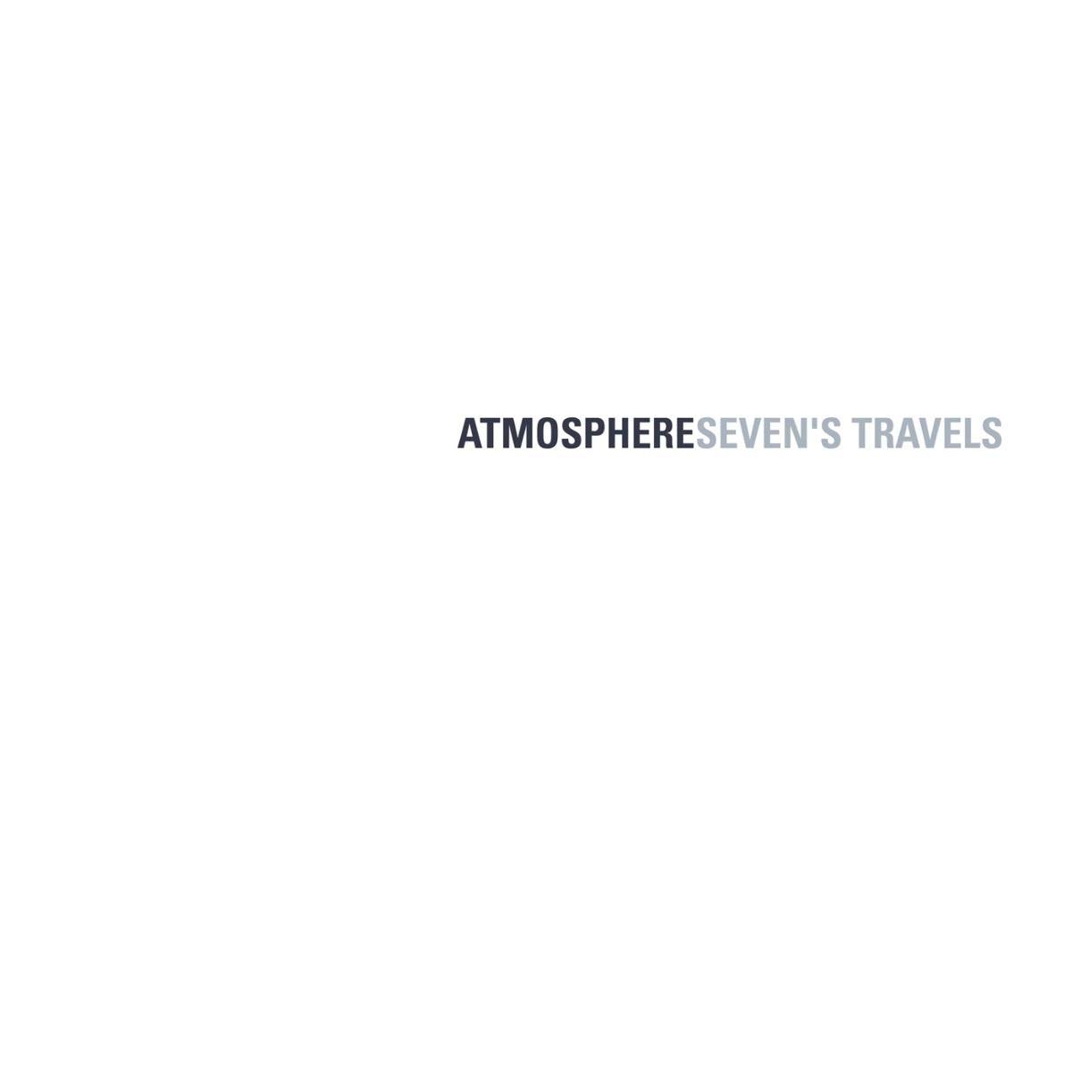 Atmosphere - Seven's Travels 3XLP Vinyl