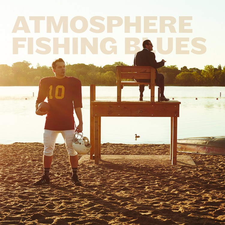 Atmosphere - Fishing Blues 3XLP