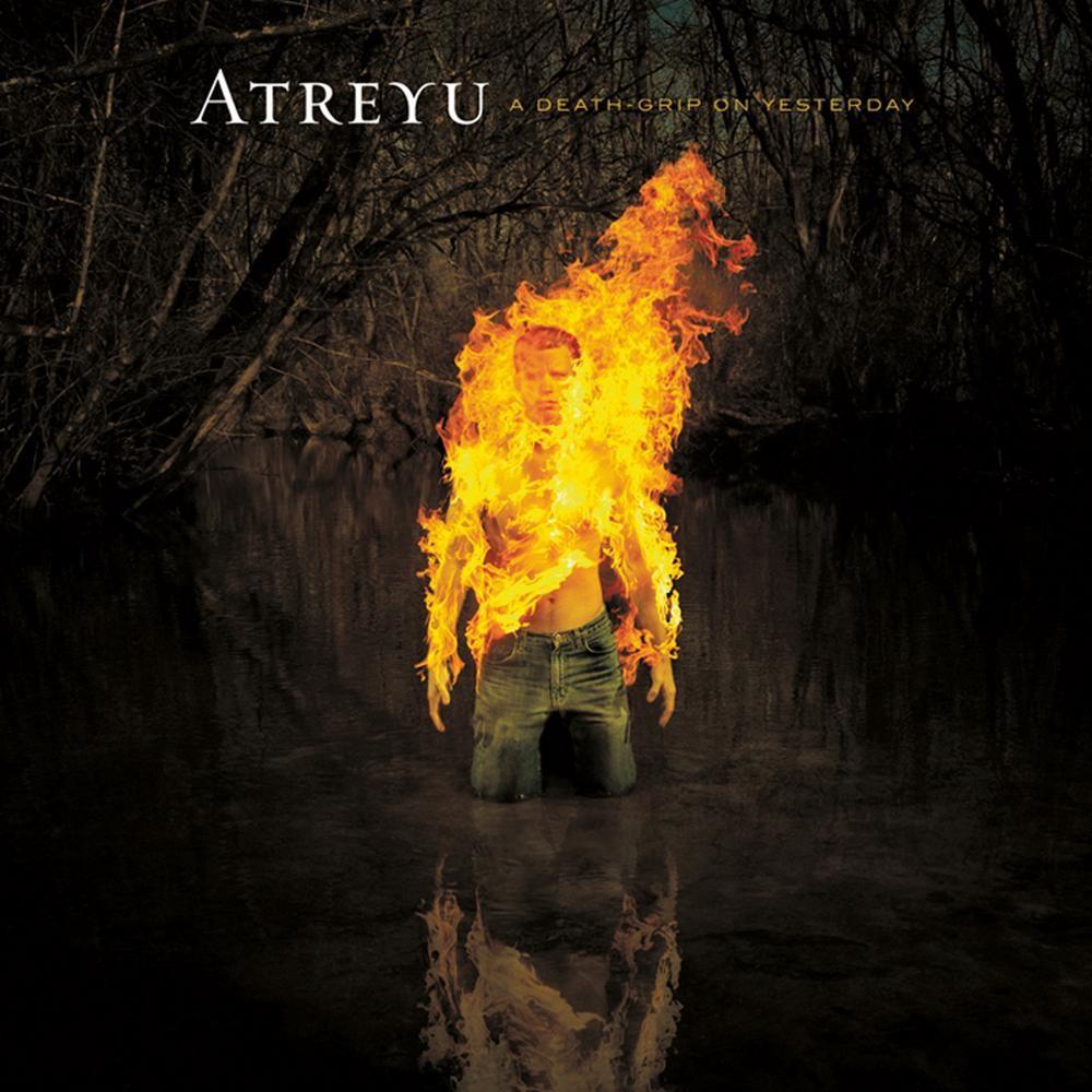 Atreyu - A Death Grip On Yesterday LP