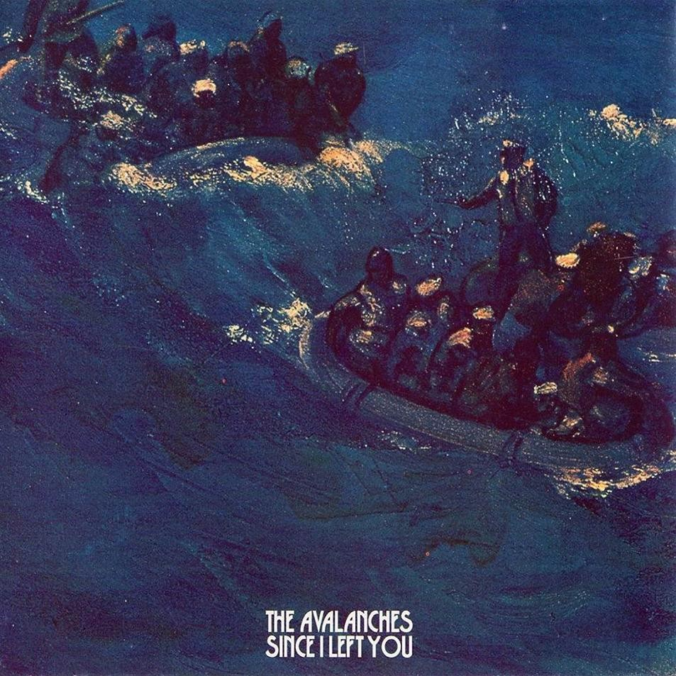 The Avalanches - Since I Left You 2XLP