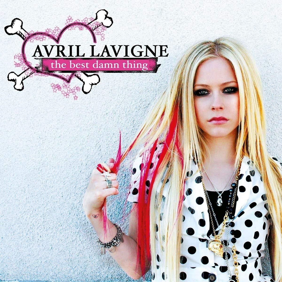 Avril Lavigne - Best Damn Thing (Import) LP