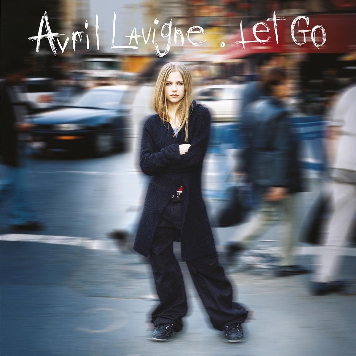 Avril Lavigne - Let Go (Import) 2XLP
