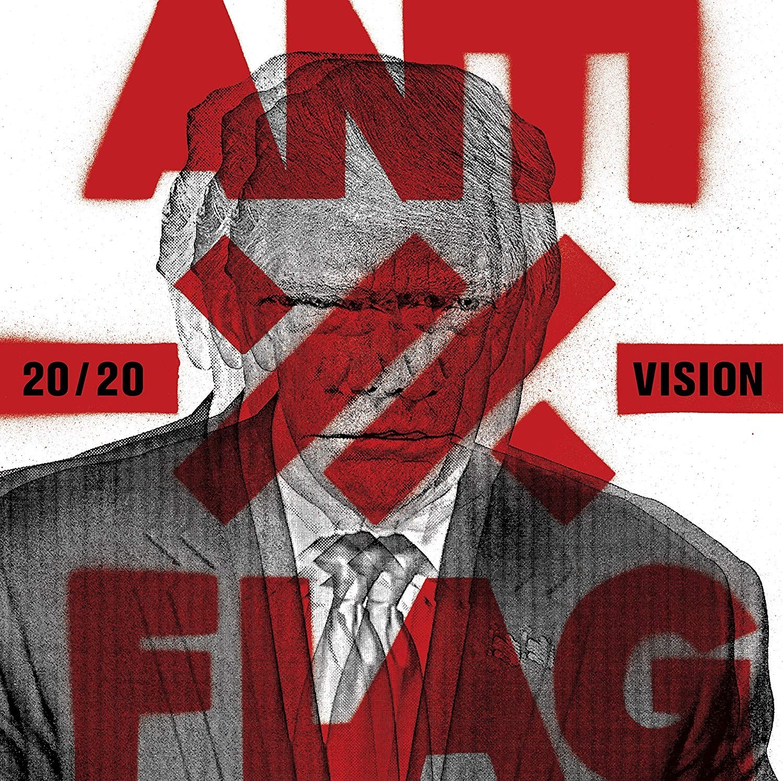 Anti-Flag - 20/ 20 Vision Vinyl LP