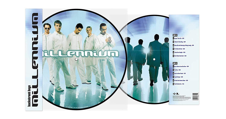 Backstreet Boys - Millennium Vinyl