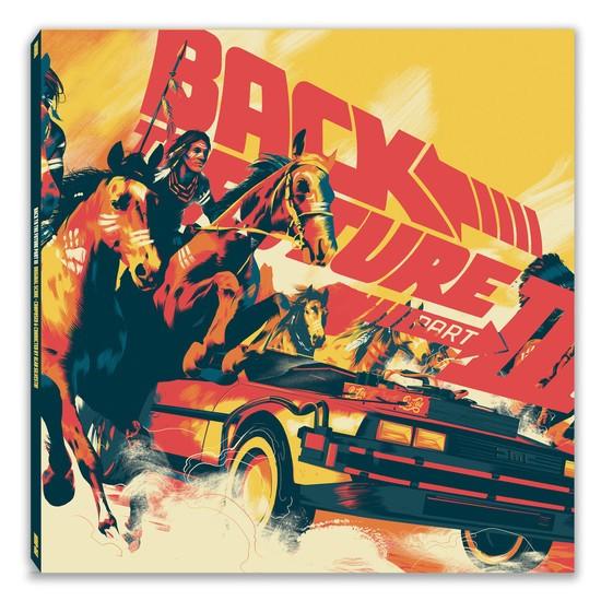Alan Silverstri - Back To The Future III 2XLP