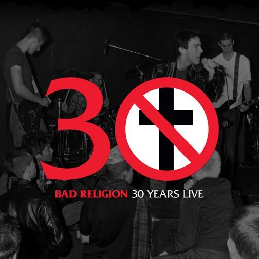 Bad Religion - 30 Years Live LP