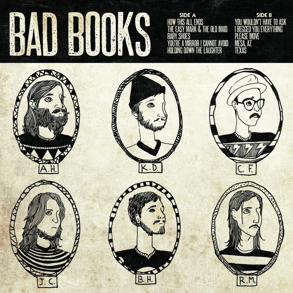 Bad Books - Bad Books Vinyl LP