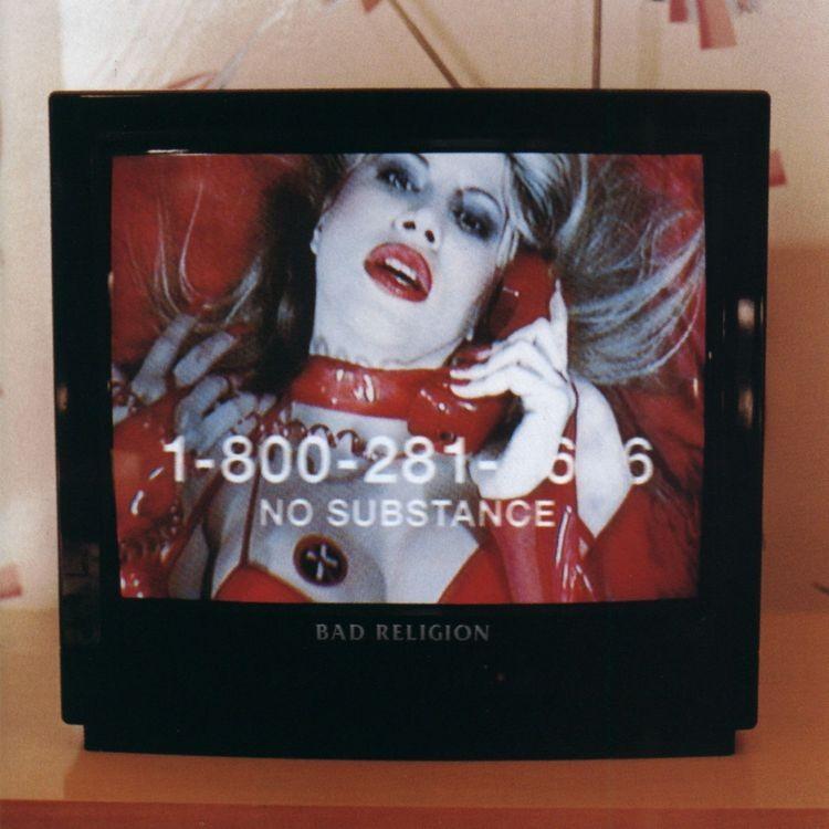 Bad Religion - No Substance Vinyl LP