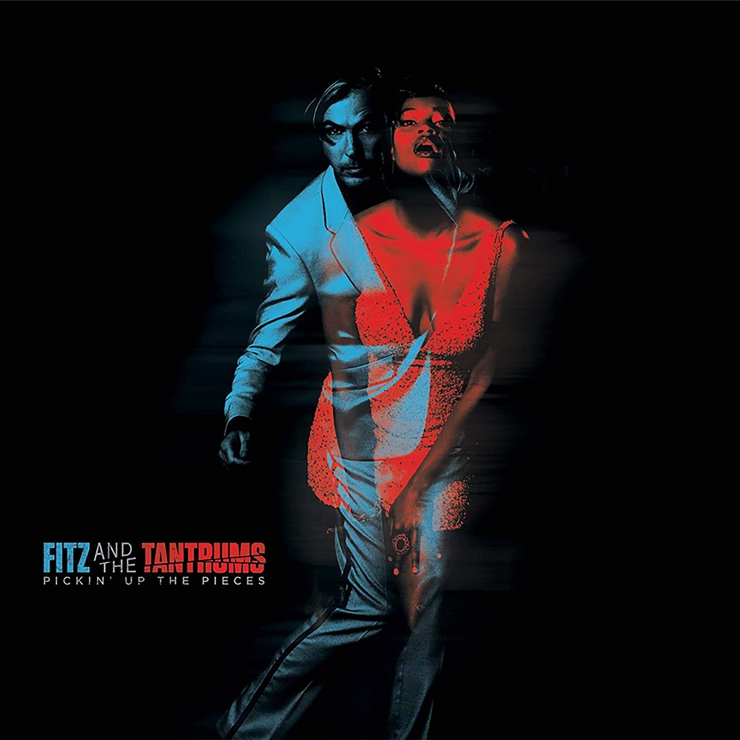 Fitz & Tantrums - Pickin Up The Pieces (Pink) Vinyl LP