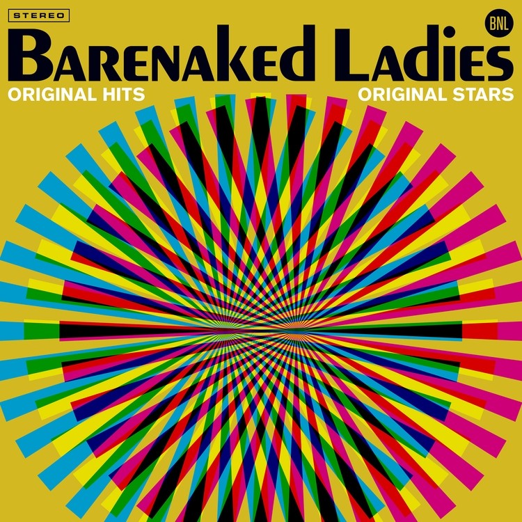 Barenaked Ladies - Original Hits, Original Stars Vinyl LP