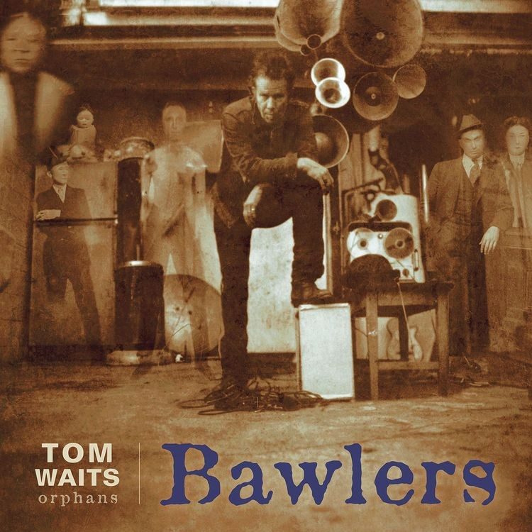 Tom Waits - Bawlers 2XLP Vinyl