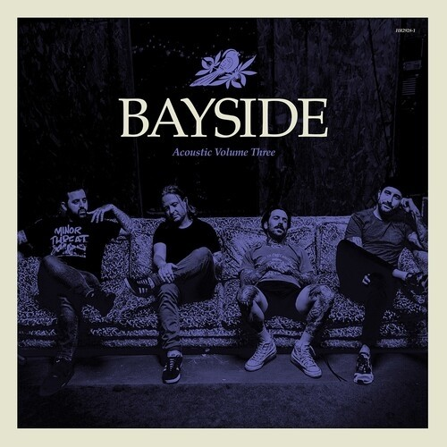 Bayside - Acoustic Volume 3 (Transparent Purple) Vinyl LP