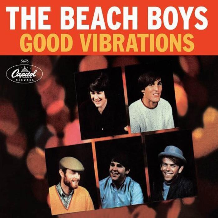 The Beach Boys - Good Vibrations LP