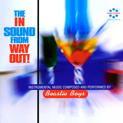 Beastie Boys - The In Sound From Way Out Vinyl LP