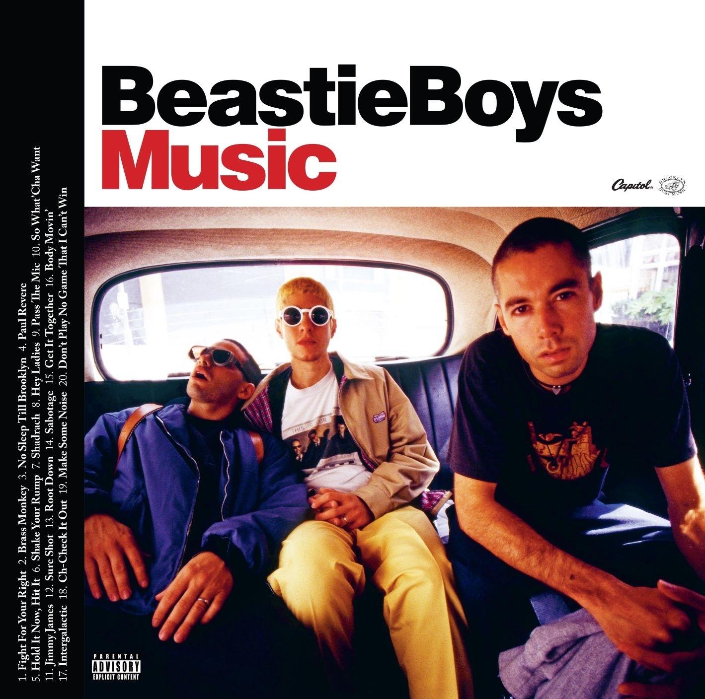 Beastie Boys - Beastie Boys Music 2XLP