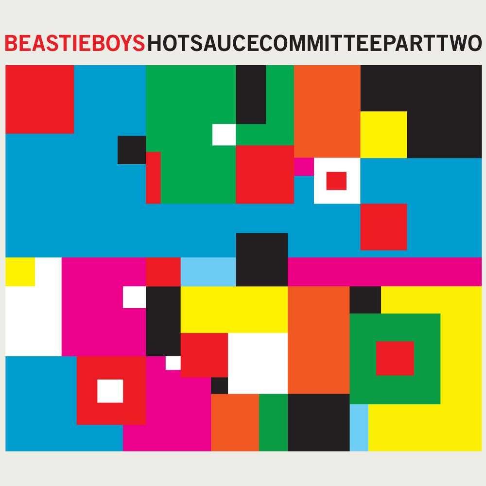 Beastie Boys - Hot Sauce Committee, Pt. Two 2XLP