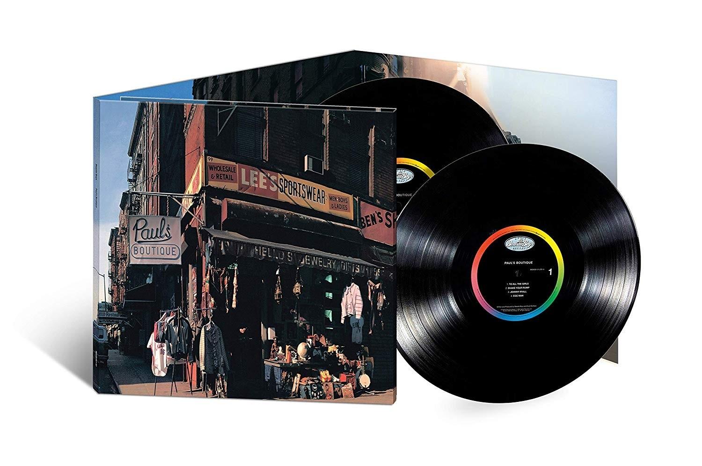 Beastie Boys - Paul's Boutique 2XLP vinyl