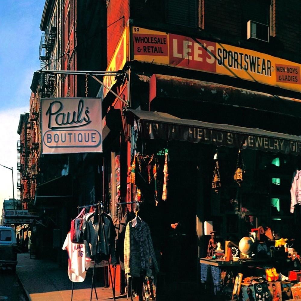 Beastie Boys - Paul's Boutique 2XLP