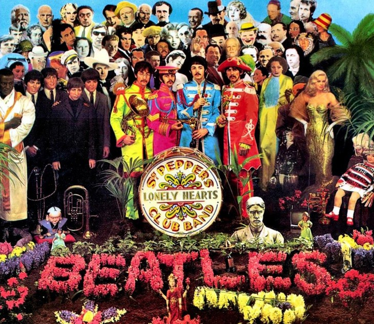 The Beatles Sgt Pepper S Lonely Hearts Club Band Anniversary Deluxe Edition 2xlp