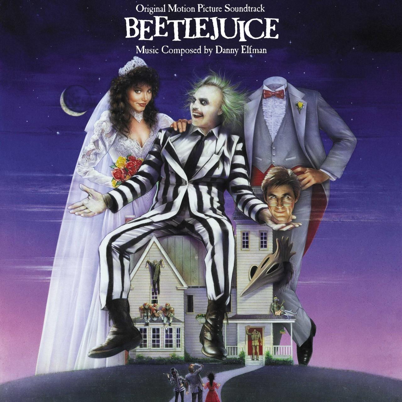 Soundtrack - Beetlejuice LP