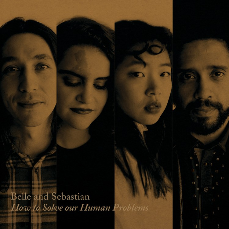 "Belle & Sebastian - How To Solve Our Human Problems (Part 1) 12"" EP Vinyl"