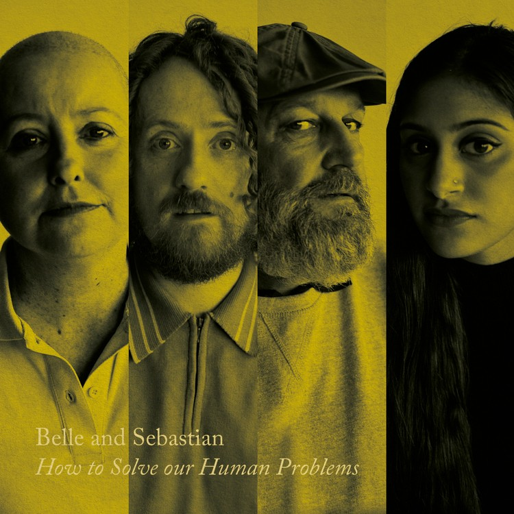 Belle and Sebastian - How To Solve Our Human Problems (part 2) 12 EP Vinyl