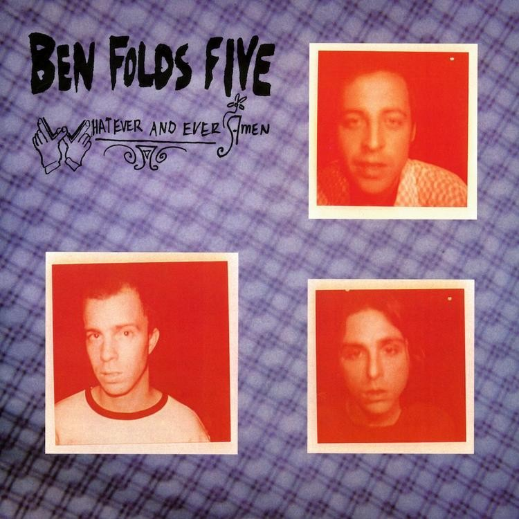 Ben Folds Five - Whatever And Ever Amen LP