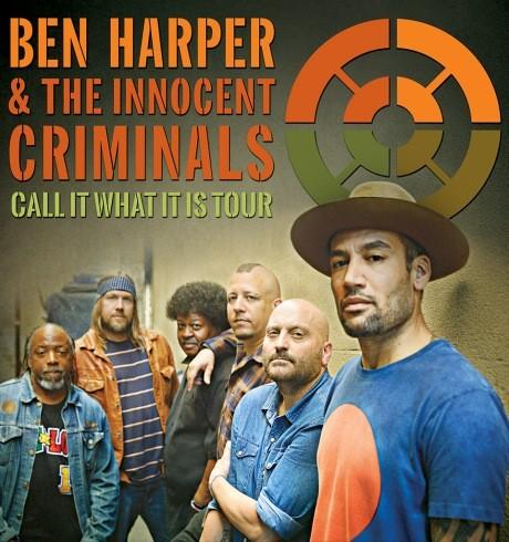 Ben Harper & The Innocent Criminals - Call It What It Is LP