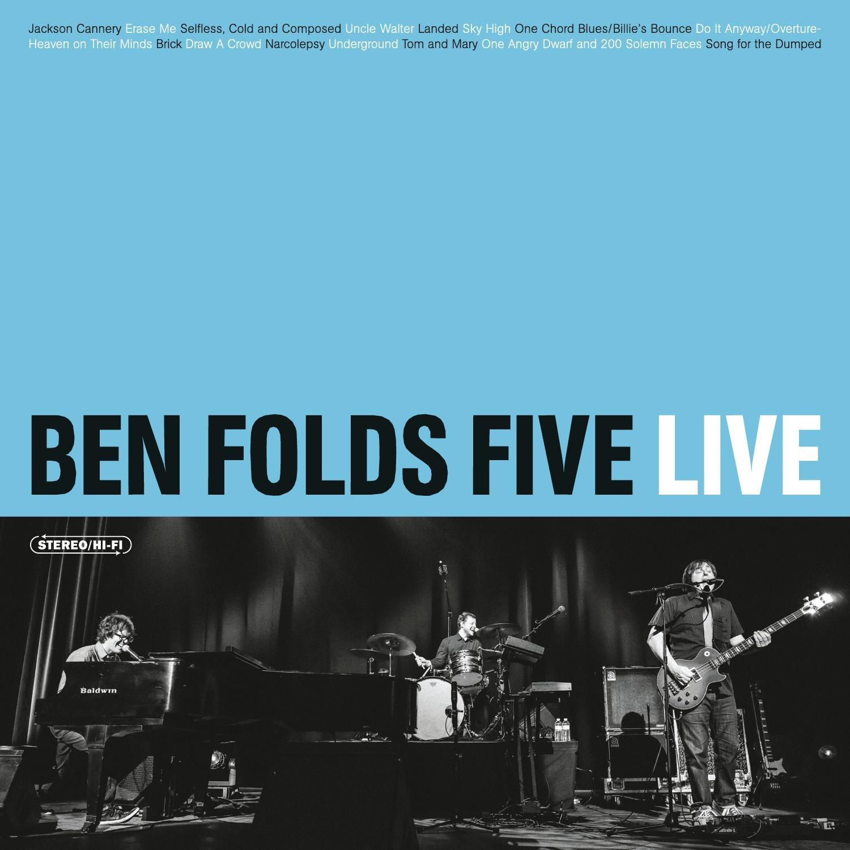 Ben Folds Five - Live 2XLP