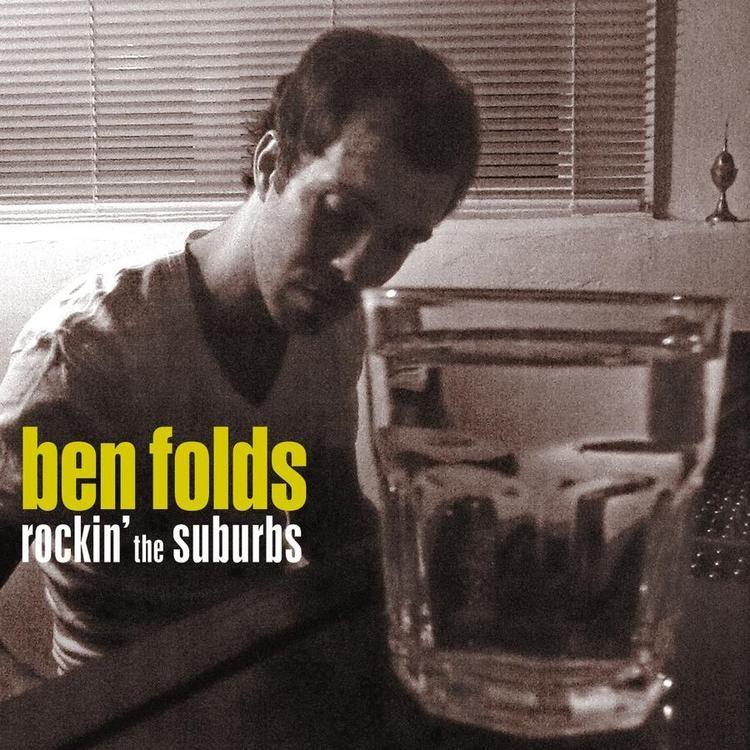 Ben Folds - Rockin' The Suburbs 2XLP