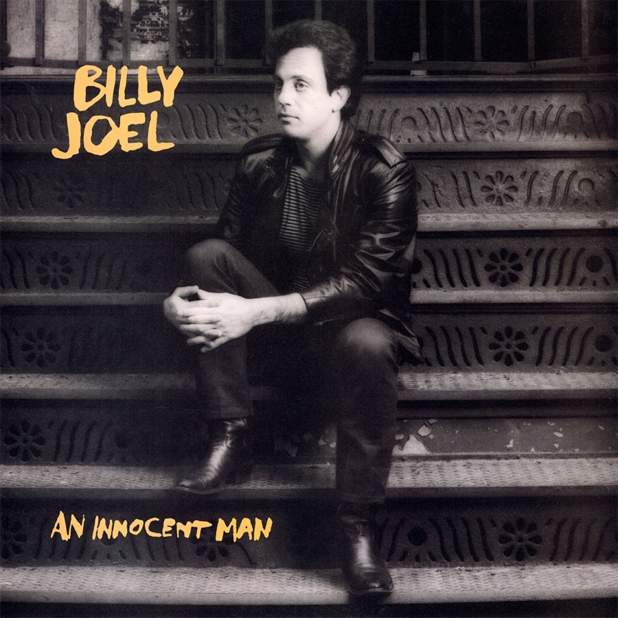 Billy Joel - An Innocent Man LP