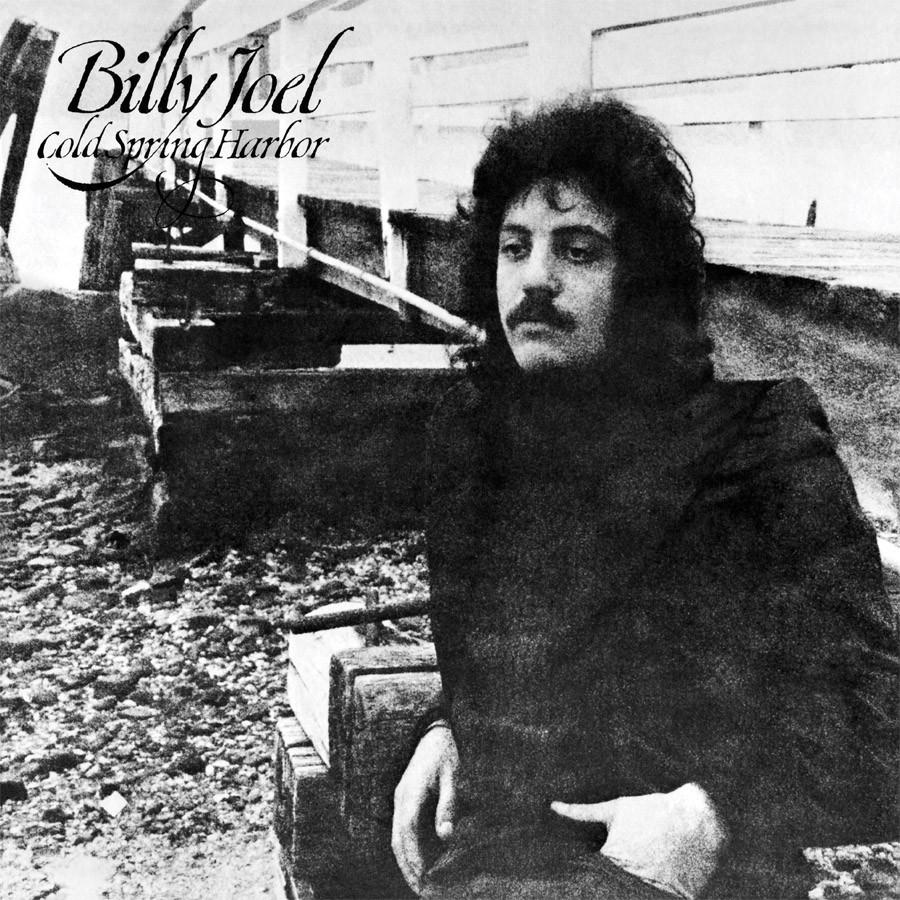 Billy Joel - Cold Spring Harbor LP
