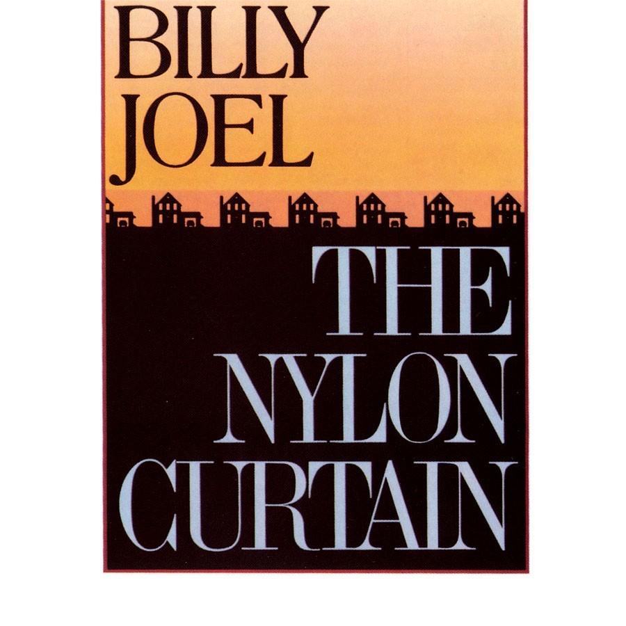 Billy Joel - The Nylon Curtain LP