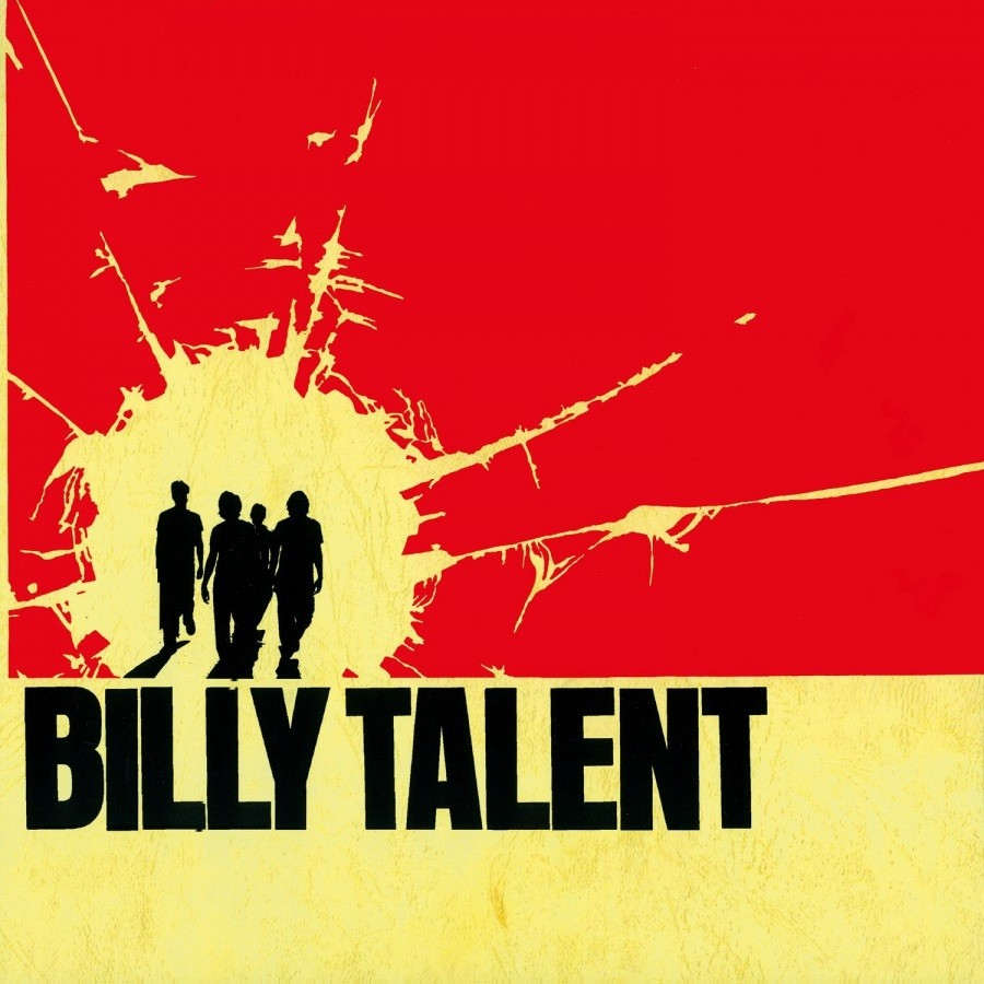 Billy Talent - Billy Talent (White) LP
