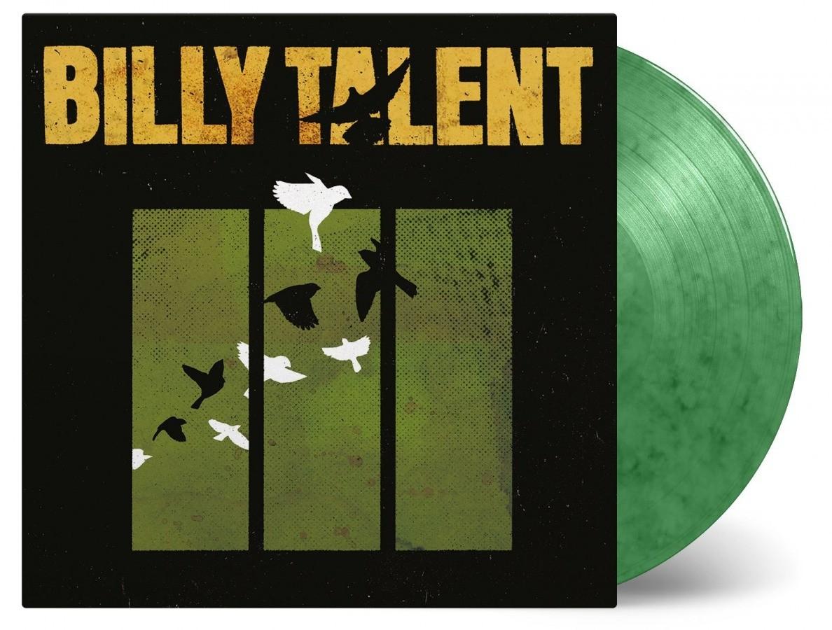 Billy Talent - Billy Talent III (Green) Vinyl LP