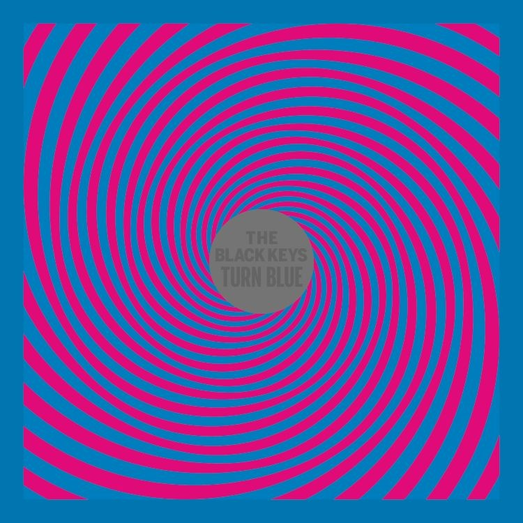 The Black Keys - Turn Blue LP + CD