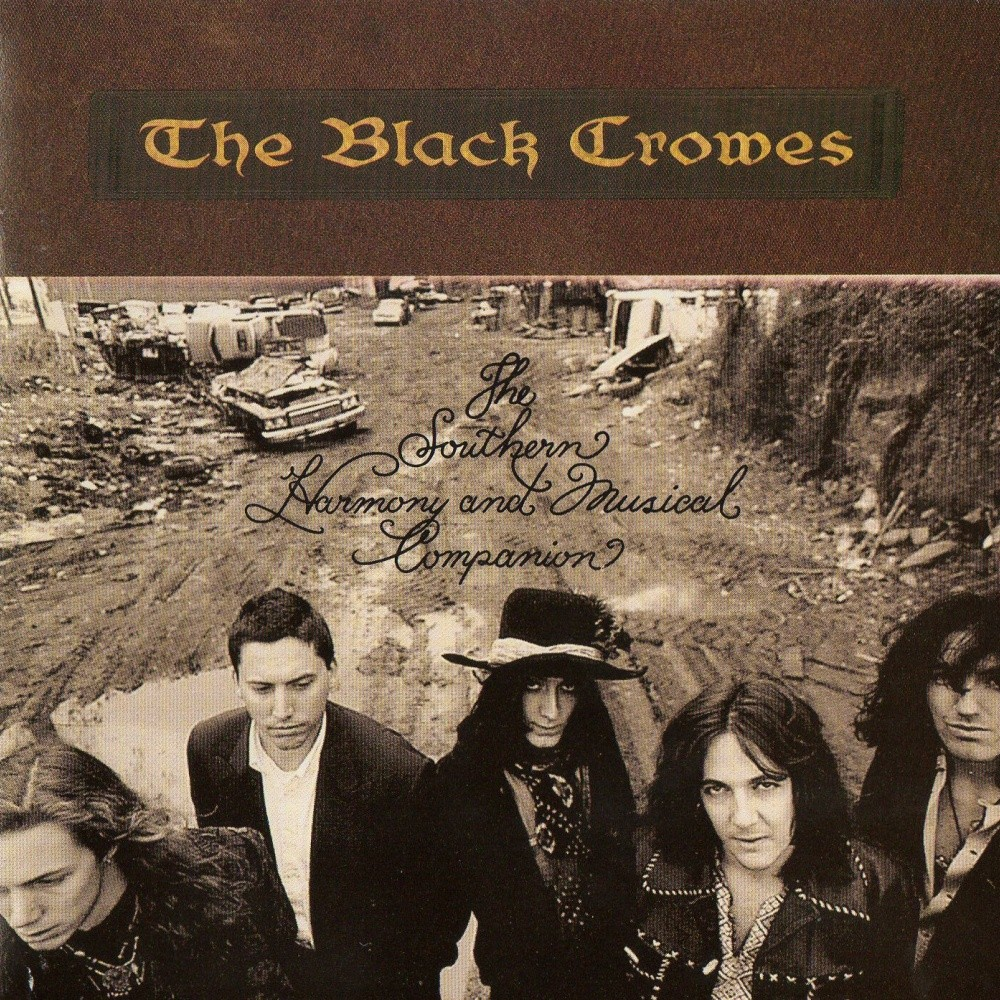 The Black Crowes - The Southern Harmony And Musical Companion  2XLP