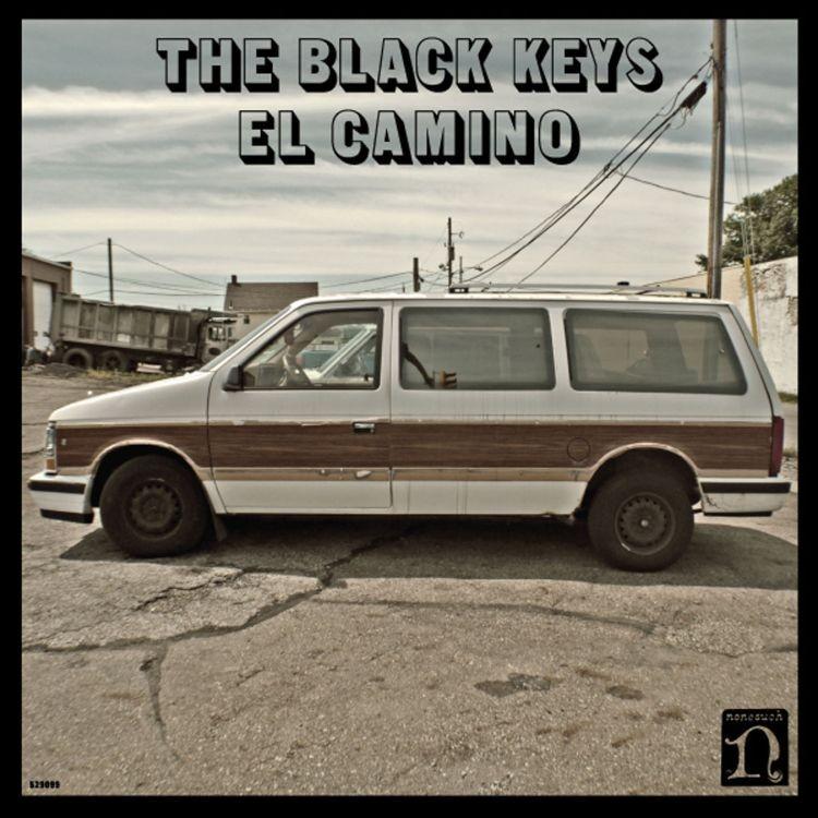The Black Keys - El Camino LP + CD